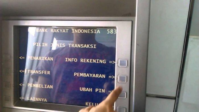 Cara Mentransfer Uang Lewat ATM BRI