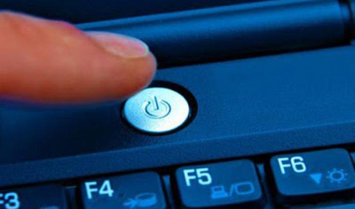 Cara Mematikan Laptop Windwos 10