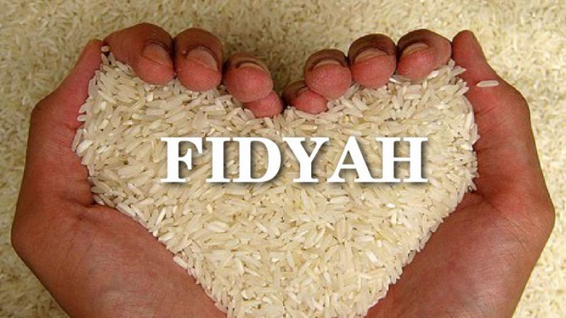 Cara Membayar Fidyah