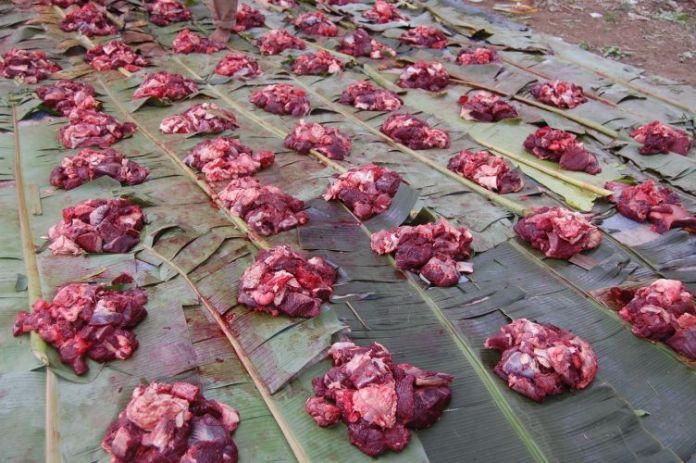 Pembagian Daging Hewan Qurban