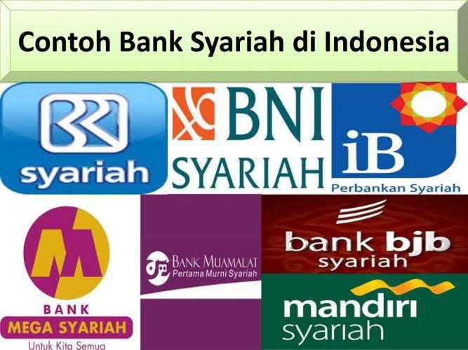 Pengertian dan Contoh Bank Syariah di Indonesia