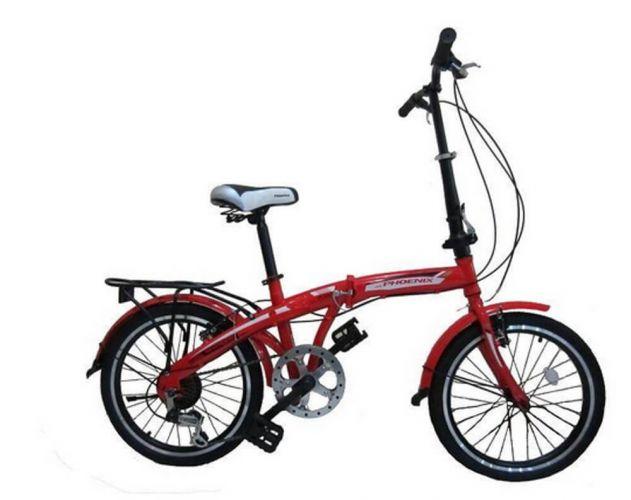 Harga Sepeda Lipat Phoenix