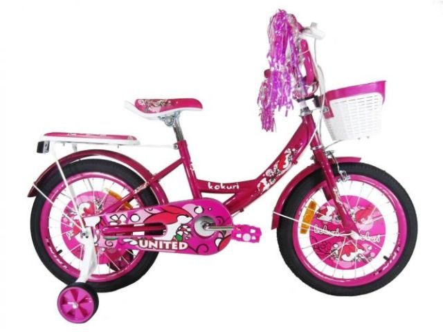 Harga Sepeda Anak UnitedHarga Sepeda Anak United