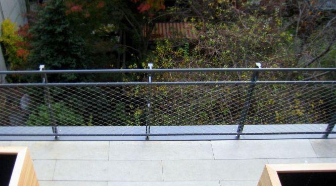 The West Village Terrace Railing