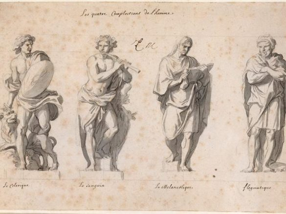 The Four Humors of Man
