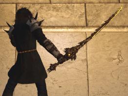 Bone Saw (Hadean Guard - Nightmare)