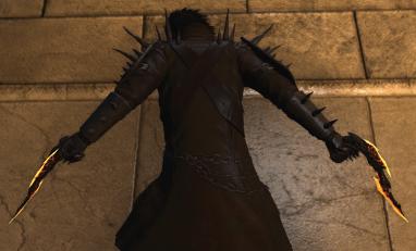 Saber Claws (Machine Tyrant)