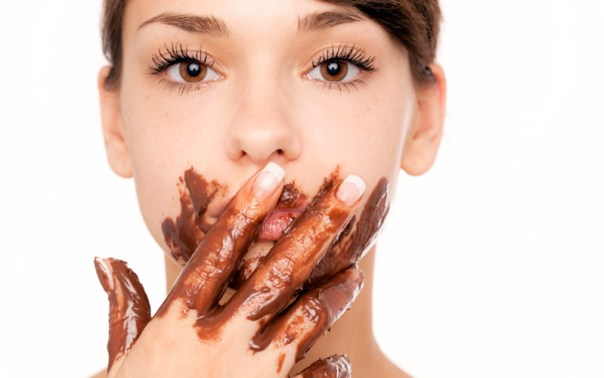 Chocolate-eaters have lower body mass