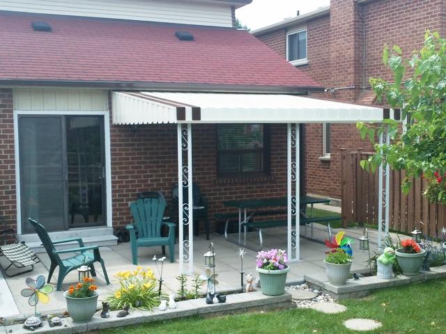 Back Porch Canopy