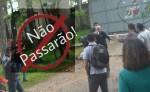 Declaración frente al atentado policial a la ENFF en Brasil