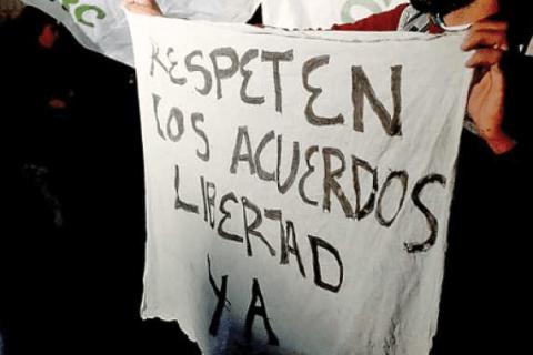 Solidaridad ante amenazas al Proceso de Paz en Colombia
