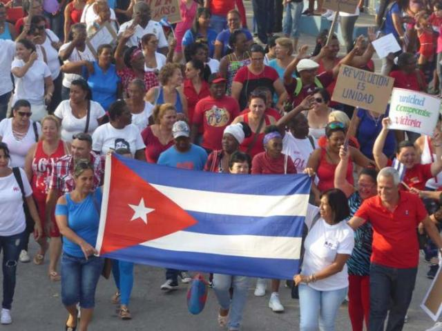 Declaration on the recent events at Cuba