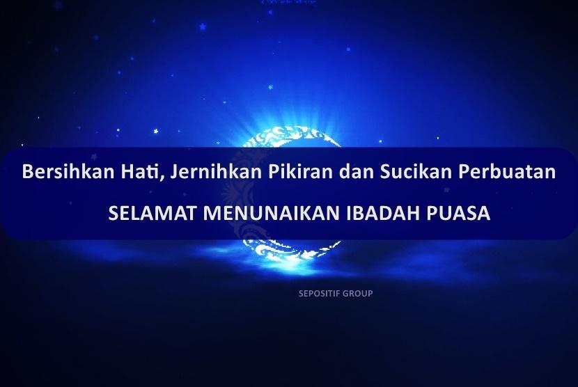 50 Kata Kata Ucapan Selamat Menunaikan Ibadah Puasa Ramadhan 1441h