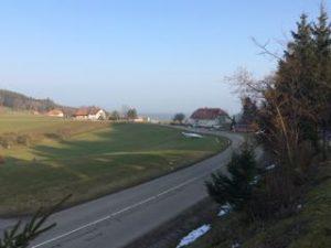 Kandelhöhenweg Querweg