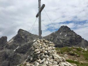 Hüttenwanderungen in den Alpen