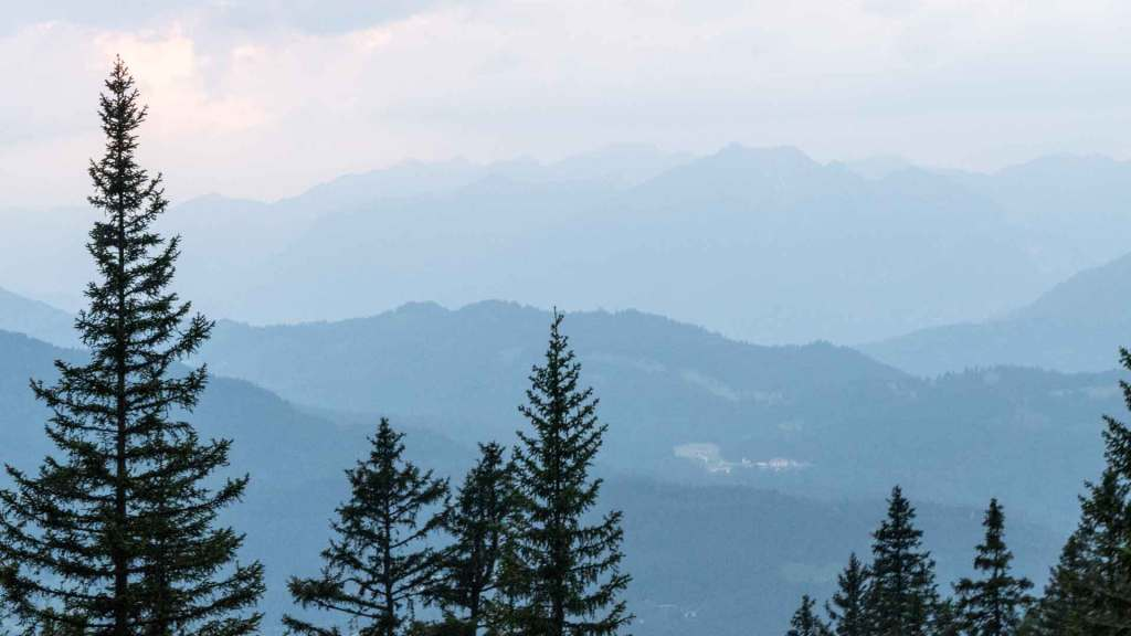 Wandern Karwendel Hüttentour