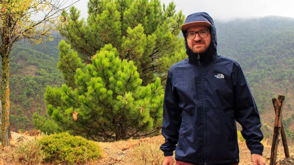 North Face Quest Jacket Test