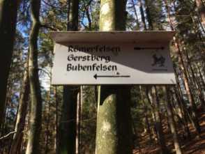 Elwetritscheweg Pfalz