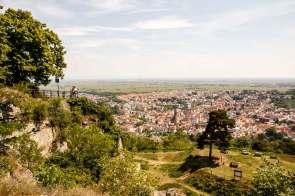 Wandern Bad Dürkheim Bismarck-Turm