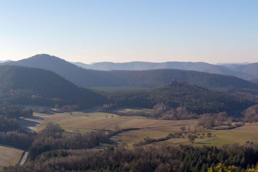 Wasgaufelsentour Pfalz