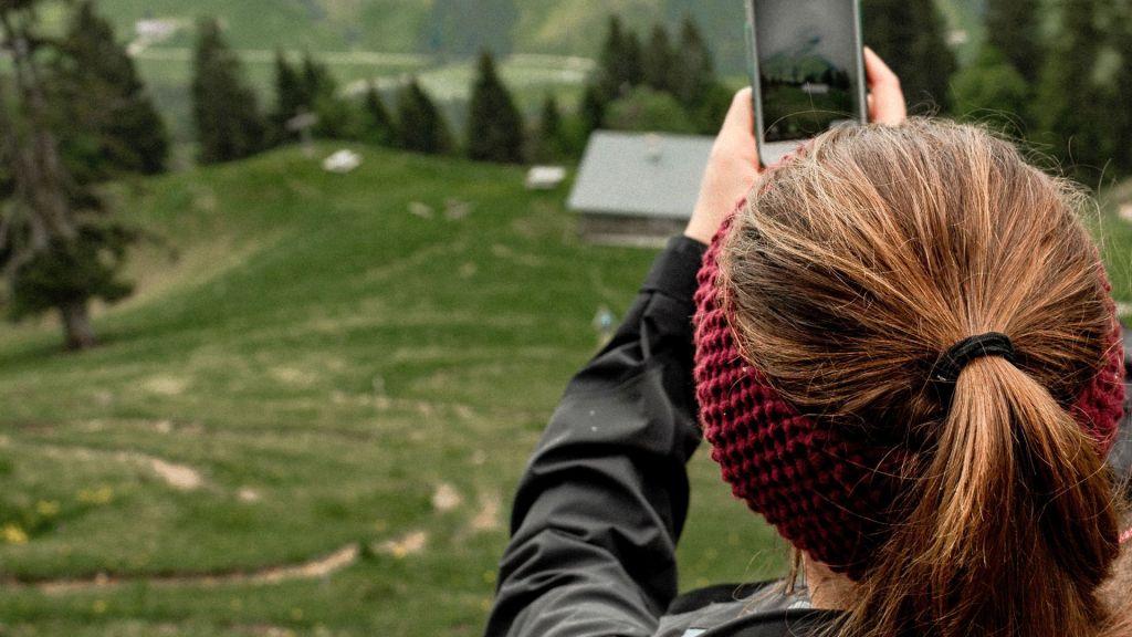 Fotografieren Smartphone