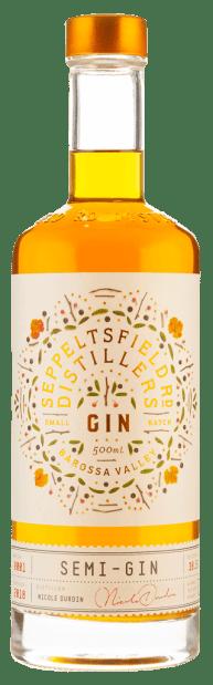 Seppeltsfield Road Distillers Semillion Gin SemiGin 500ml Barossa Valley