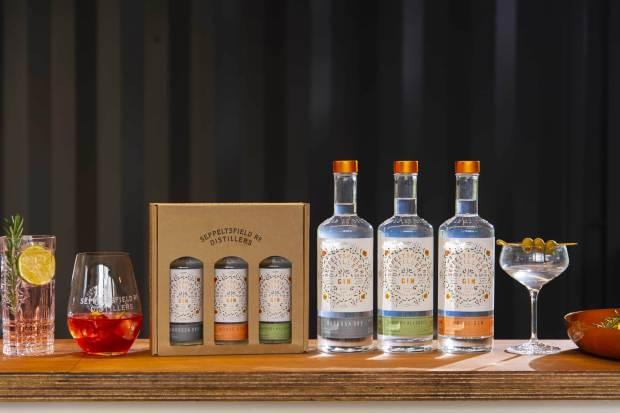Seppeltsfield Road Distillers Award Winning Barossa Valley Gins