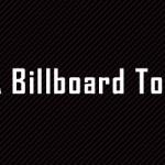 ビルボードTOP10 最新洋楽ランキング 2016 04.21