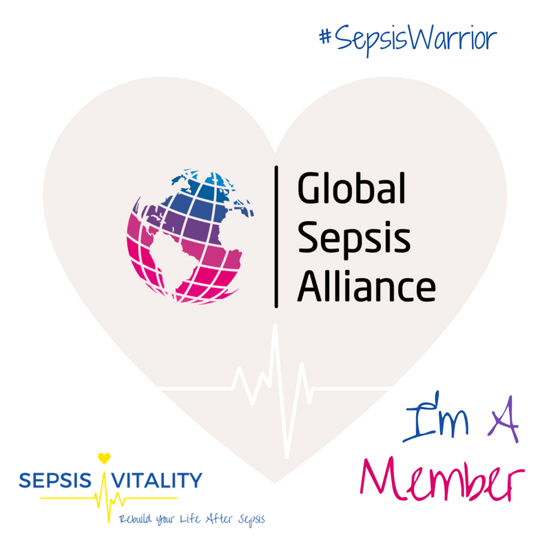 How I became A Member Of The Global Sepsis Alliance - Sepsis Warriors