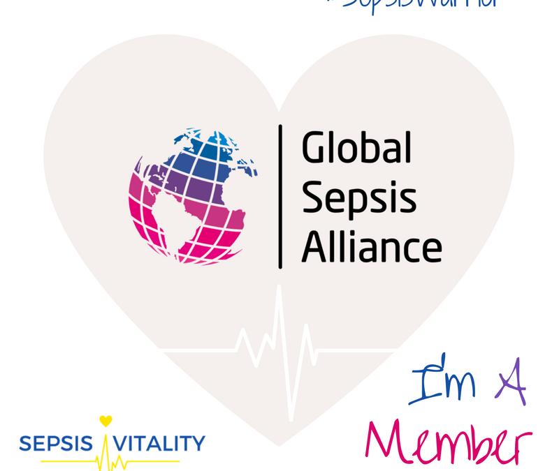 How I became A Member Of The Global Sepsis Alliance – Sepsis Warriors