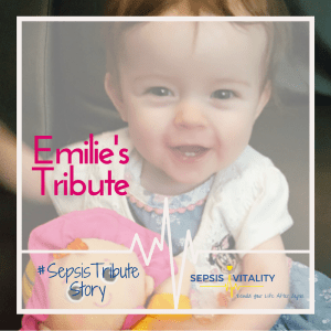 Emilie O'Connor | Sepsis Tribute Story