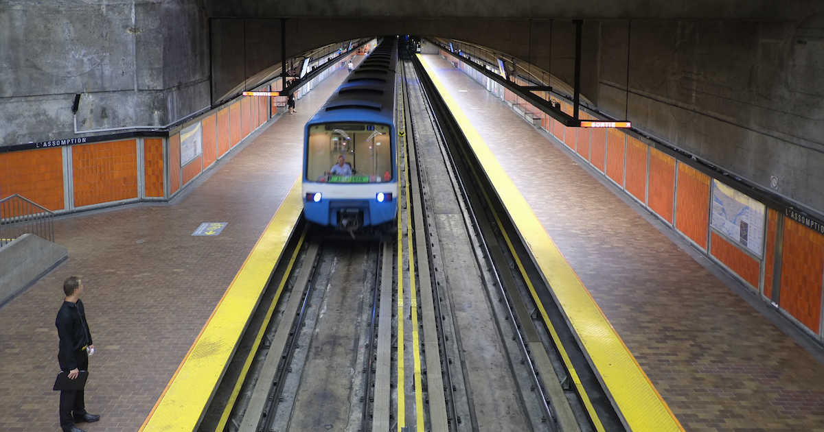 Montreal Ranked One Of The Best Cities In The World For Public Transit featured image