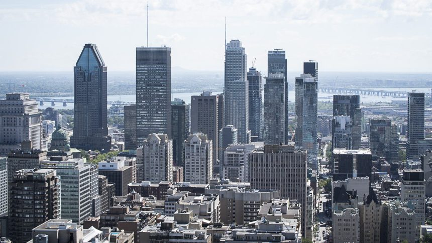 Une saison touristique historiquement basse à Montréal