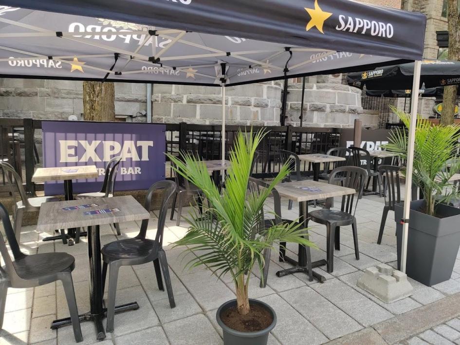 Bar EXPAT, Québec - Critiques de restaurant