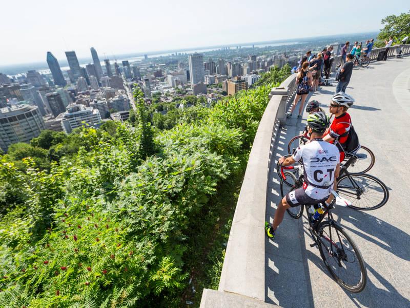 蒙特利尔这几条最美骑行路线,总有一条适合你- 加拿大七天资讯网SEPT DAYS