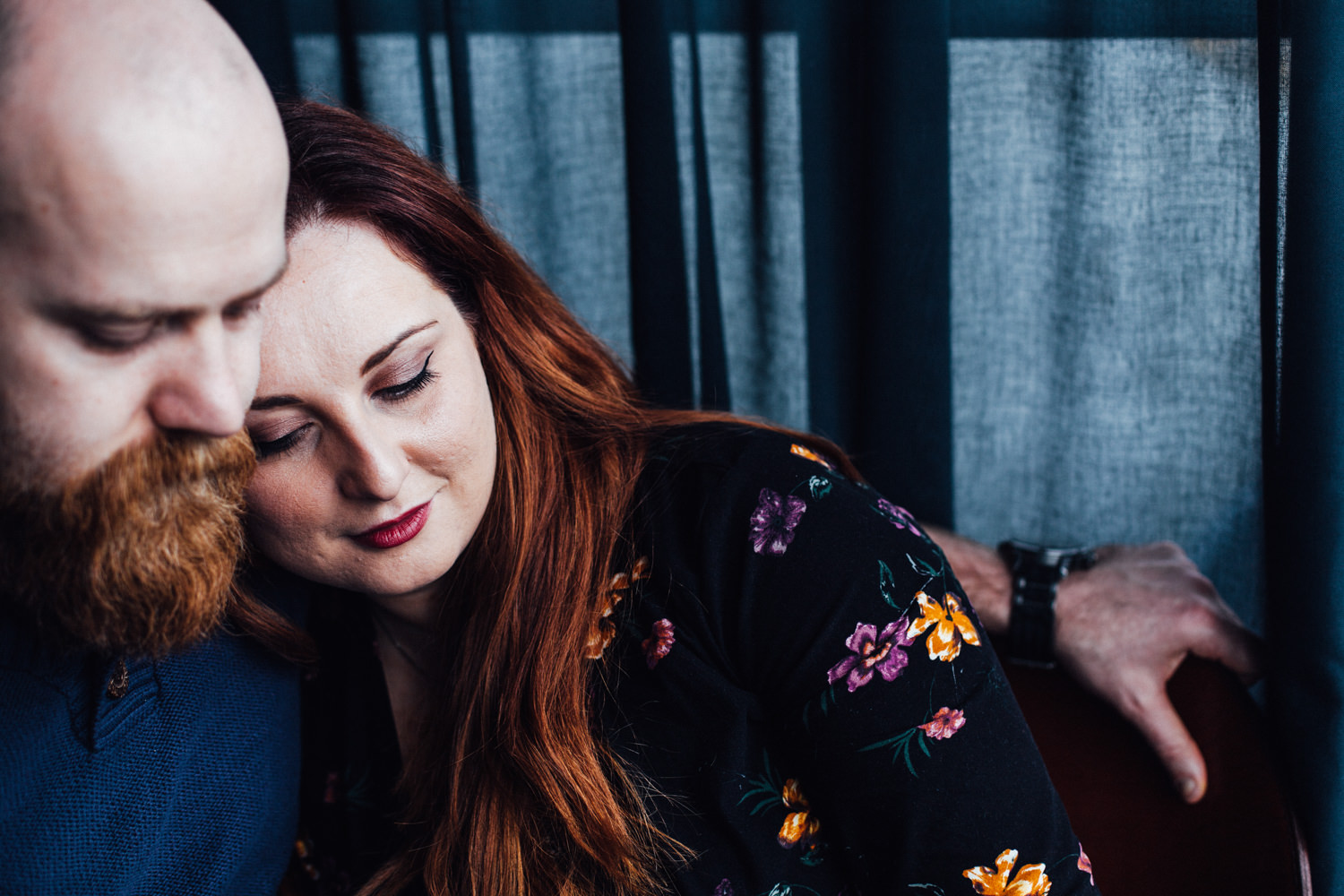 Brighton portrait photography | N + B in Sussex | Engagement shoots