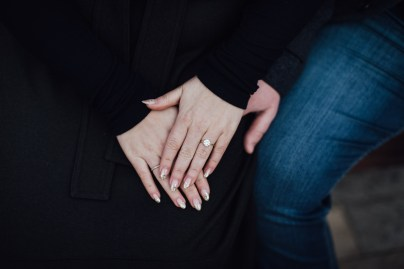 West London engagement photography by September Pictures