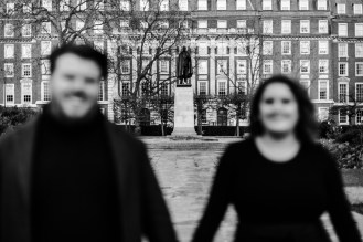 Mayfair engagement shoot | West London wedding photographers SP