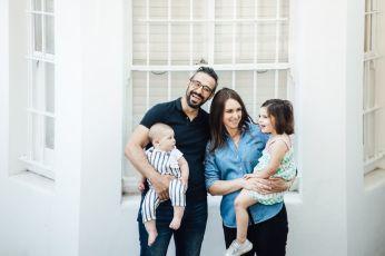 Maida Vale family photography