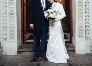 London microwedding photography | Soho Room, Marylebone