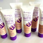 [First Impressions] Fond de ten Rimmel Stay Matte Liquid Mousse