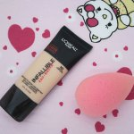 [Review] Fond de ten L'Oreal Infallible Pro-Matte