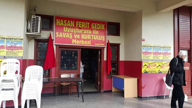 Борбата на Народен фронт-Турция против наркоразпространението