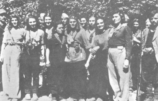 Участието на българските жени в революционното движение 1891 – 1944 г.