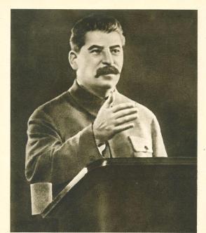Реч на Йосиф Сталин пред 19 конгрес на КПСС, 14 октомври 1952 г.