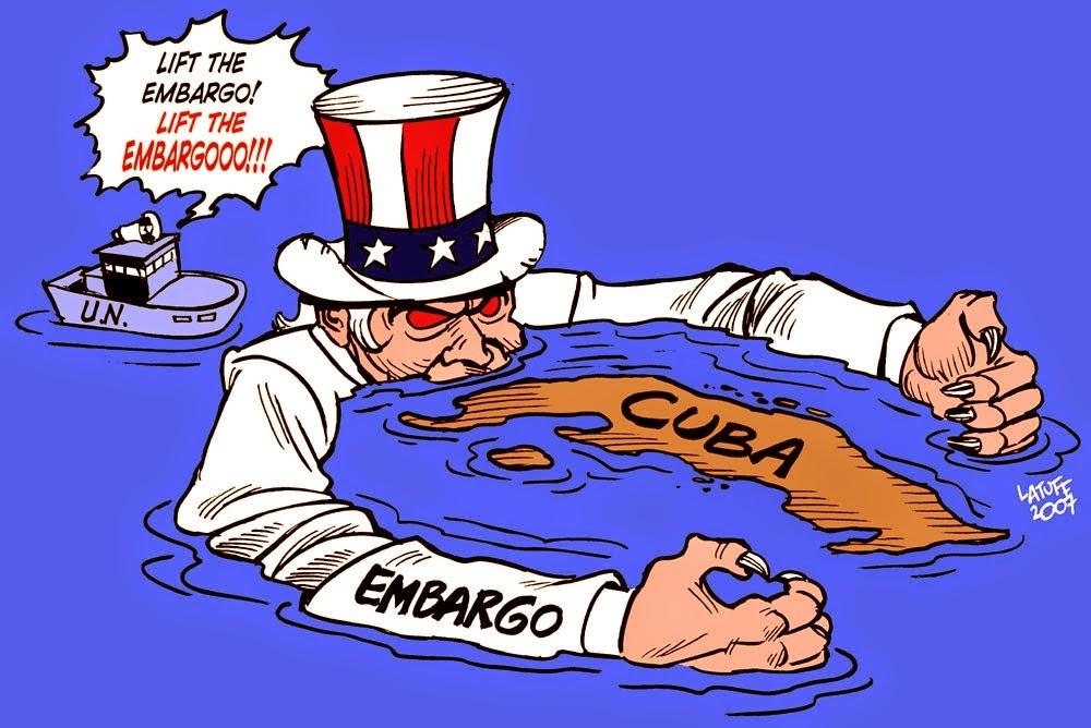 58 години по-късно Куба продължава да се бори срещу блокадата на САЩ