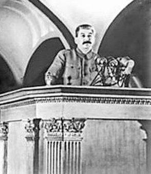 """Йосиф Сталин, 6 ноември 1941 г.: """"Никаква пощада за германските окупатори!"""""""