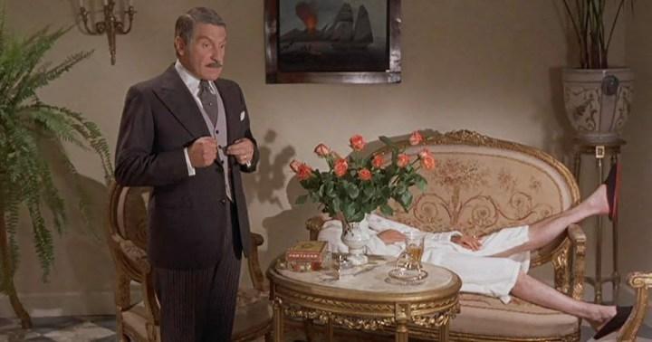 Clive Revill dans le film Avanti! de Billy Wilder