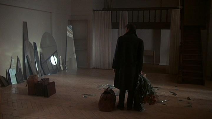 Daniel Day-Lewis dans le film L'insoutenable légèreté de l'être