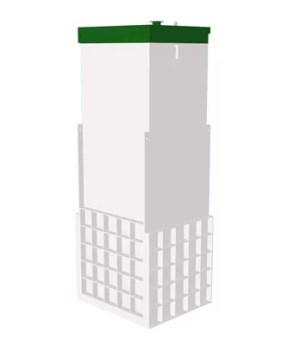 Септик ТОПАС 6 Long Пр - Топол Эко автономная канализация